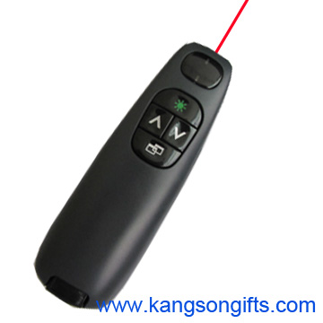 Wireless Laser Projector Presenter offers Wireless Presenter Laser Pointer,Remote Control Laser Pointer, RC Laser Pointer With Slide Changer